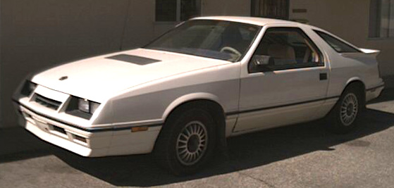 1986 Dodge Daytona Turbo