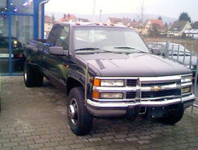 1995 Chevrolet Dually Pickup